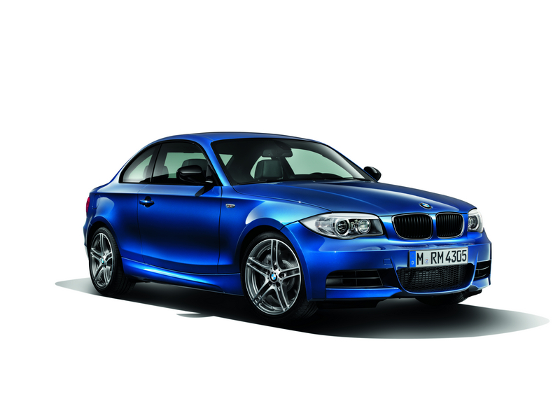 BMW 135is Coupe and Convertible Available Fall 2012