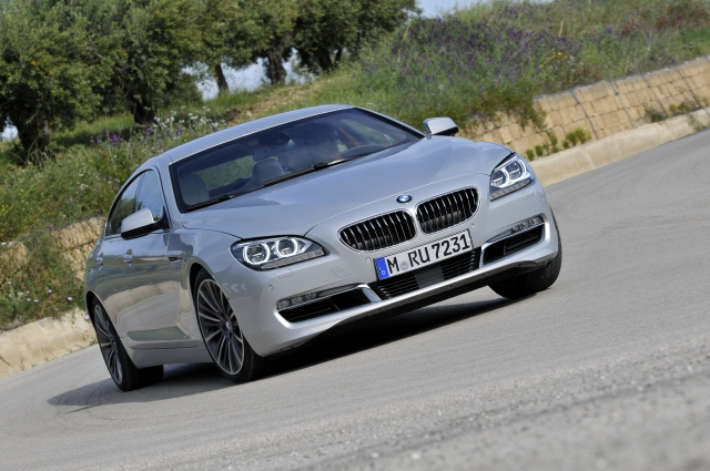 BMW 6 Series 640i & 650i Gran Coupe Specs, Performance, Pictures