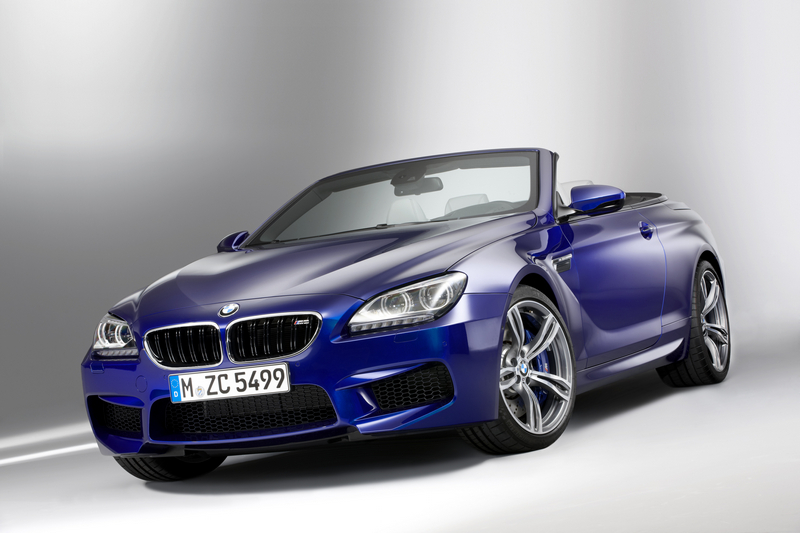 US Pricing for 2013 BMW F10 M5 and  F13 F12 M6 Coupe & Convertible