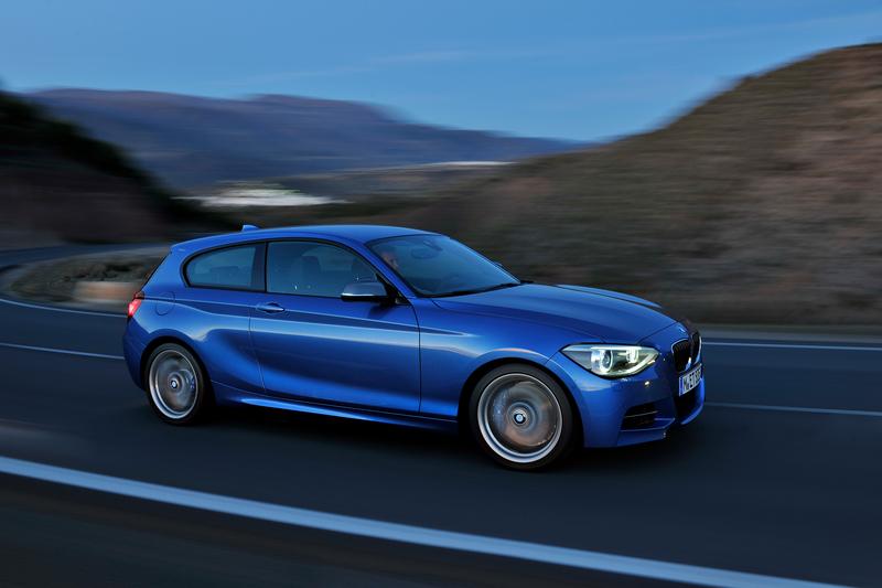 BMW 1 Series 3 Door Hatchback Highlights