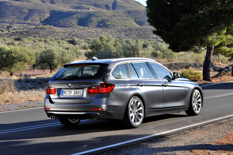 SPECIFICATIONS: 2013 BMW 320d 330d Touring Wagon Specs