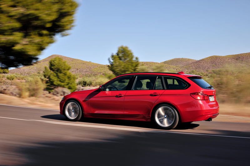 BMW F30 328i Touring Sports Station-Wagon Coming to USA