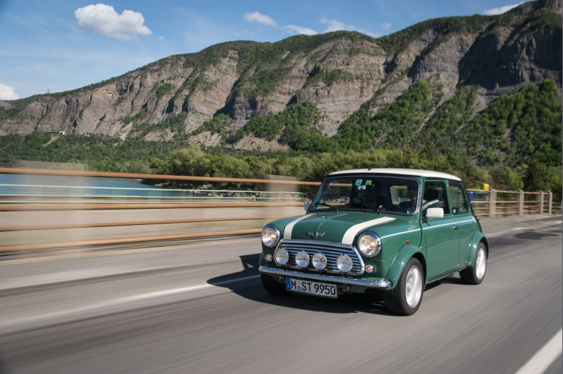 The Largest Classic Mini Gathering in the World