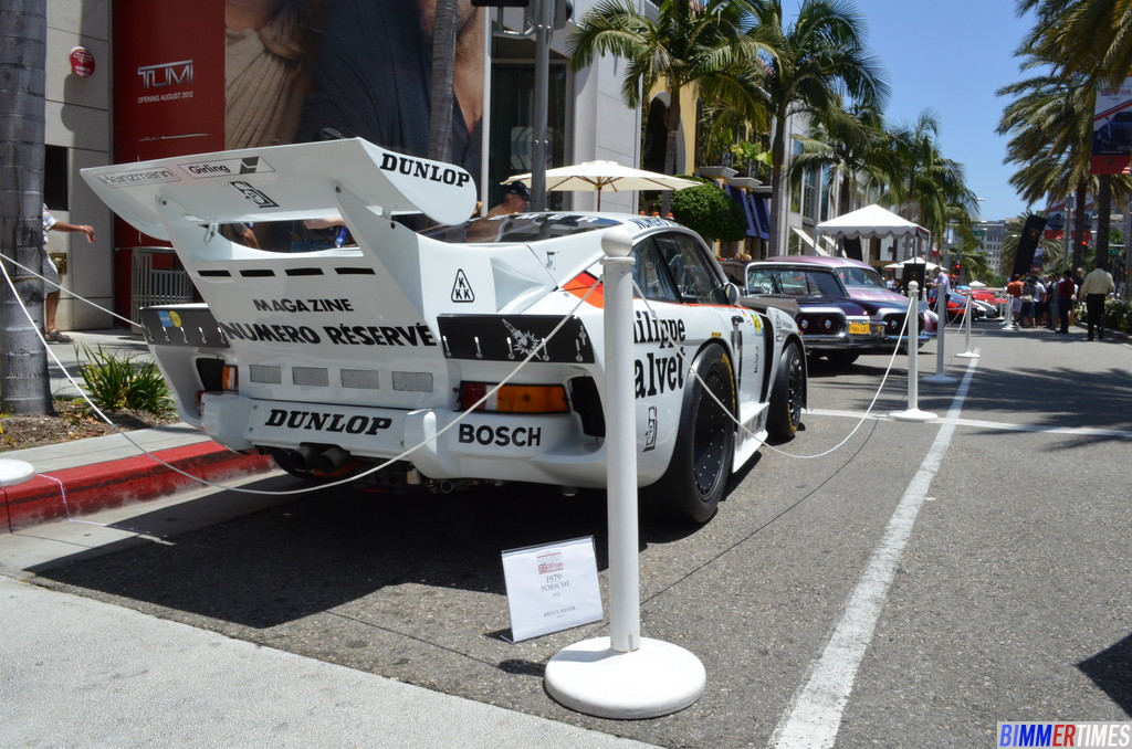2012 Rodeo Drive Concours D Elegance Pictures Bimmertimes
