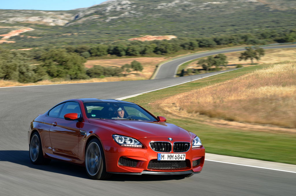 2012 BMW M6 Coupe and Convertible as 2013 Model Year