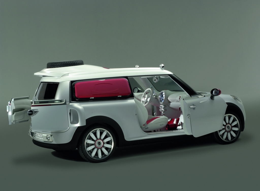 MINI Concept Cars a Decade of Innovation - BIMMERTIMES