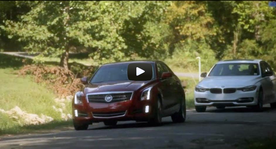 COMPARISON: 2013 Cadillac ATS Turbo VS BMW 328i Turbo