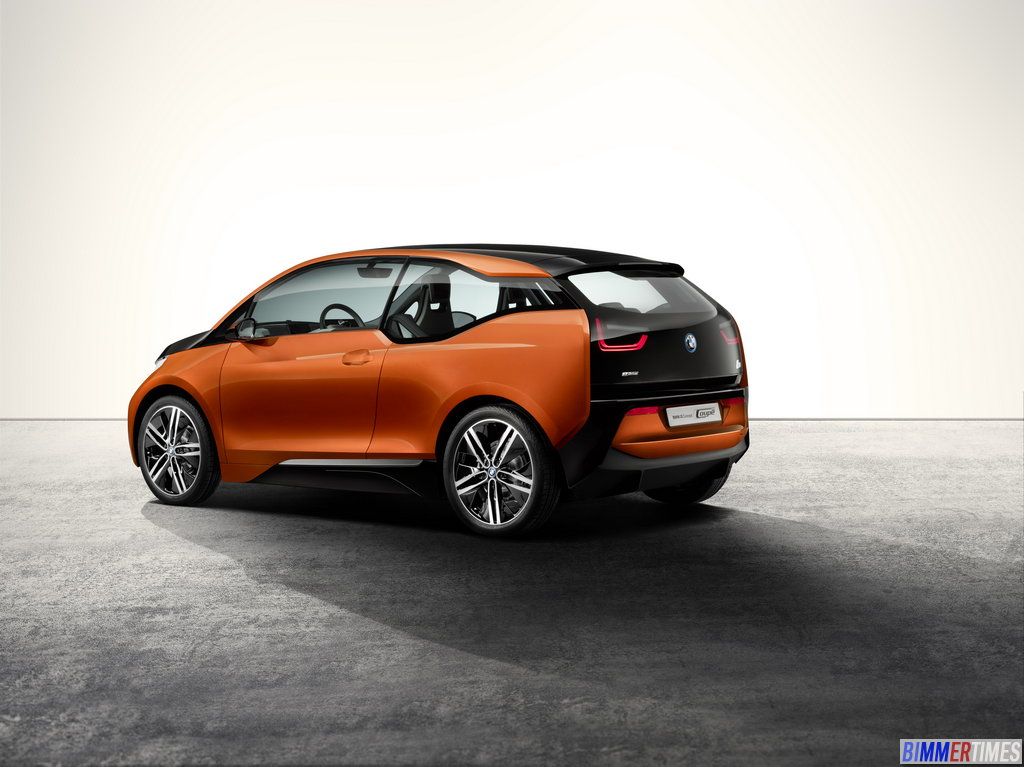 INTERNATIONAL DEBUT: BMW i3 Concept Coupe