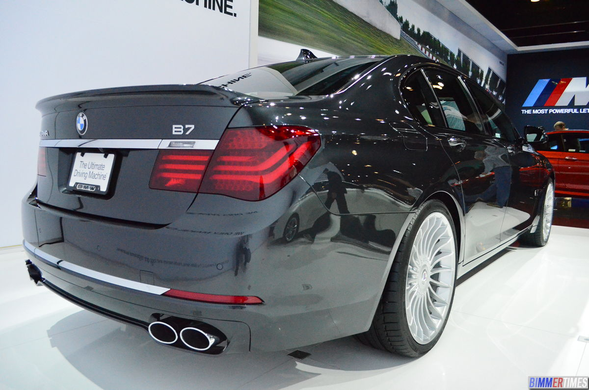The Big Question Will BMW Create First Ever M7 Even A Sub M Model Like An M770i To Compete With Likes Of S63 AMG