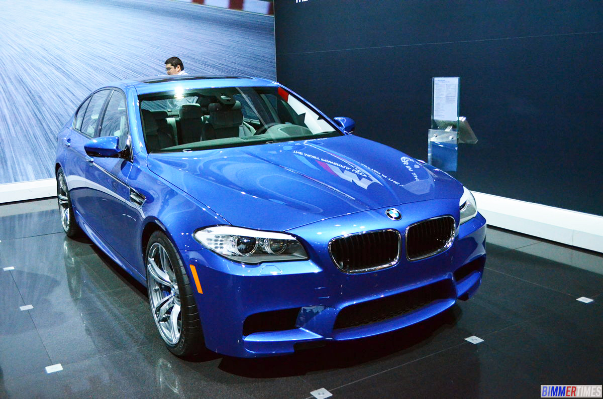 Growling Bmw M Engines To Go Silent