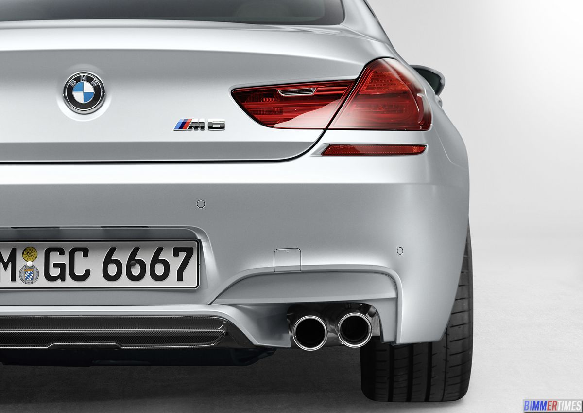 PHOTO GALLERY: 2013 BMW M6 Gran Coupe Sedan Pictures