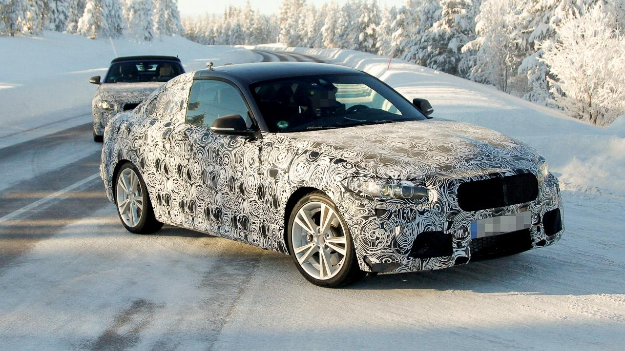 BMW Series I I And I Coupe And Convertible BIMMERTIMES - Bmw 228i 2013
