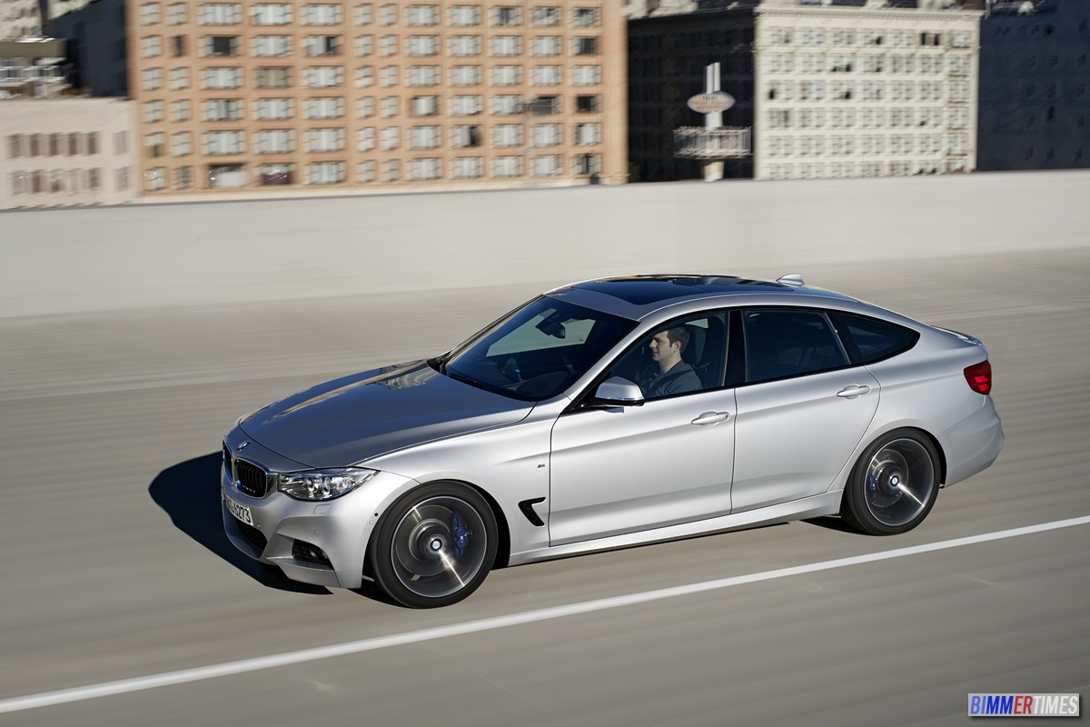 WORLD DEBUT BMW 335i Gran Turismo GT & 328i Gran Turismo GT
