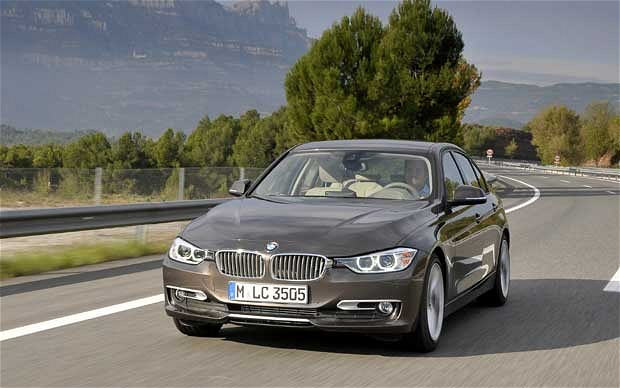BMW 328d Headed to North America using 320d Powerplant