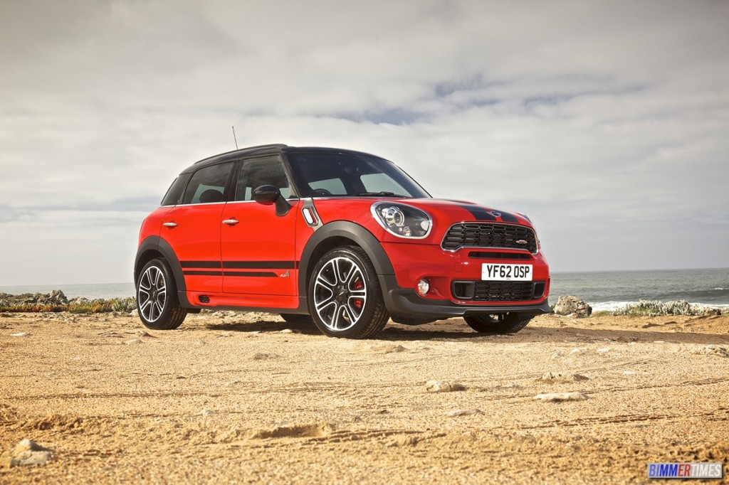 photo gallery 2013 mini countryman john cooper works pictures bimmertimes. Black Bedroom Furniture Sets. Home Design Ideas