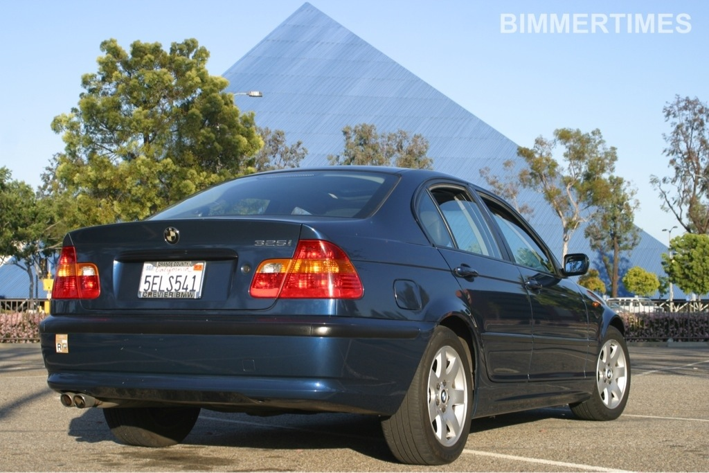 GUEST POST: How I Ended up Buying an E46 BMW 325i