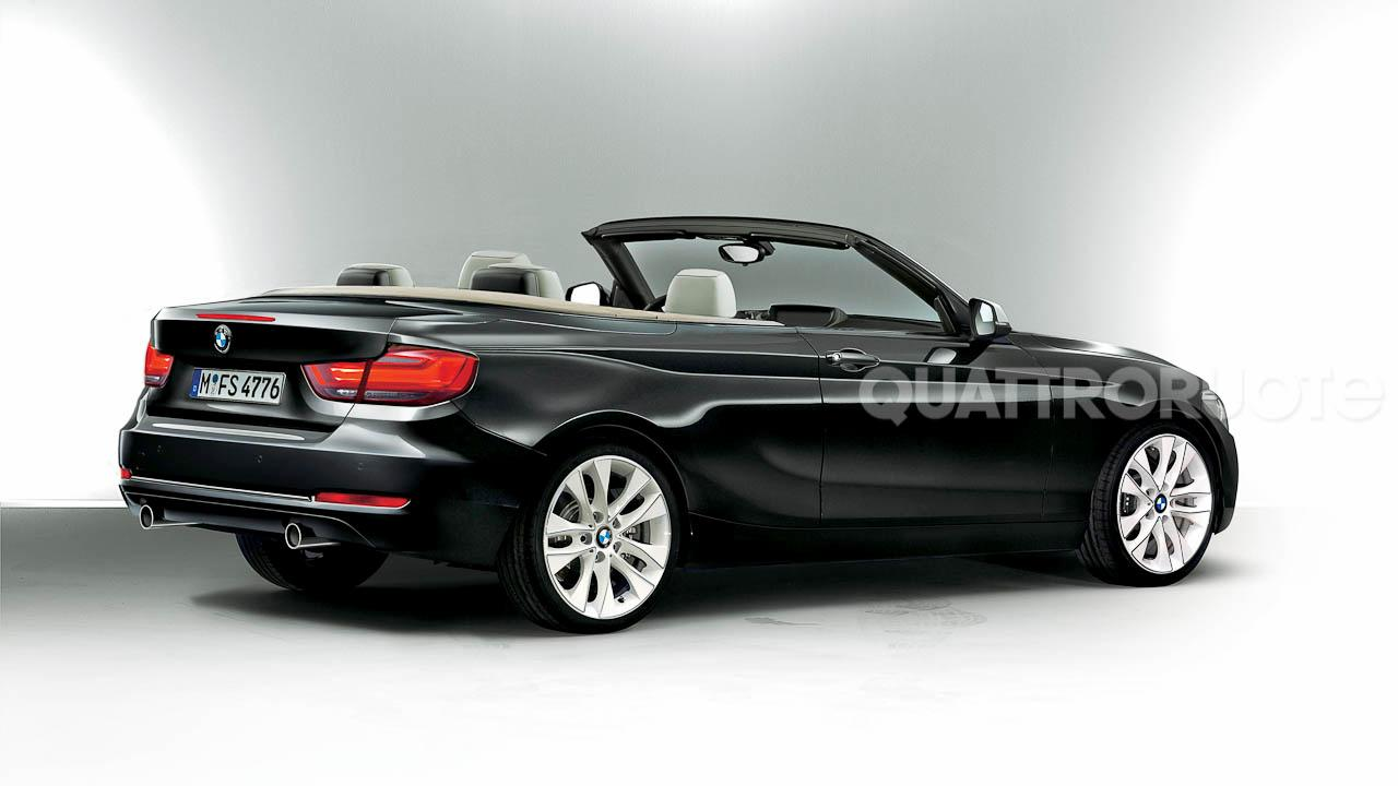 bmw 2 series convertible photo rendering bimmertimes. Black Bedroom Furniture Sets. Home Design Ideas