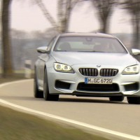 Video: 2014 BMW M6 Gran Coupe Sedan Driving Around Video