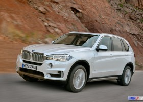 F15 2014 BMW X5 M50d Tri-Turbo xDrive50i xDrive30d Reveal