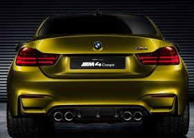 WORLD DEBUT: BMW M4 Coupe replacing the M3 Coupe