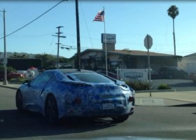 VIDEO: BMW i8 Spotted in Los Angeles