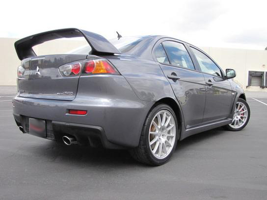 for sale 2008 mitsubishi lancer evolution gsr evo x bimmertimes. Black Bedroom Furniture Sets. Home Design Ideas