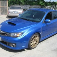 FOR SALE: 2008 Subaru Impreza WRX STI Hatch