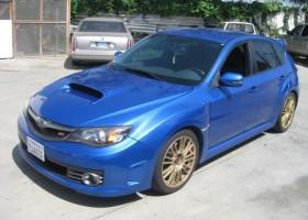 FOR SALE: 2008 Subaru Impreza WRX STI Hatch